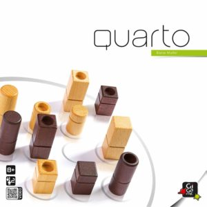 Buy Quarto only at Bored Game Company.
