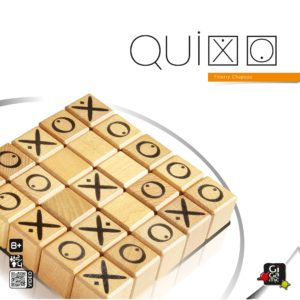 Buy Quixo only at Bored Game Company.