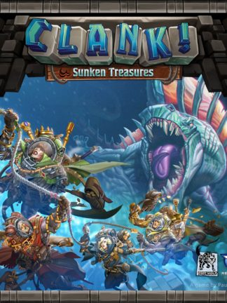 Buy Clank!: Sunken Treasures only at Bored Game Company.