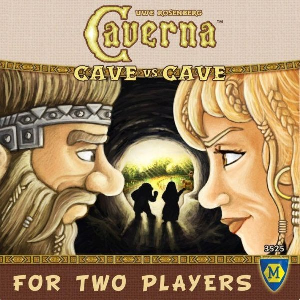 Buy Caverna: Cave vs Cave only at Bored Game Company.