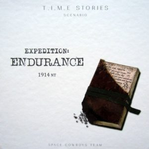 Buy T.I.M.E Stories: Expedition – Endurance only at Bored Game Company.