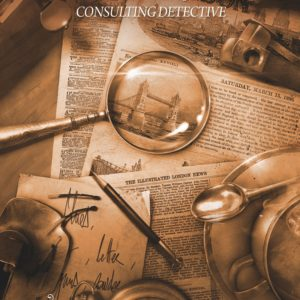 Buy Sherlock Holmes Consulting Detective: The Thames Murders & Other Cases only at Bored Game Company.