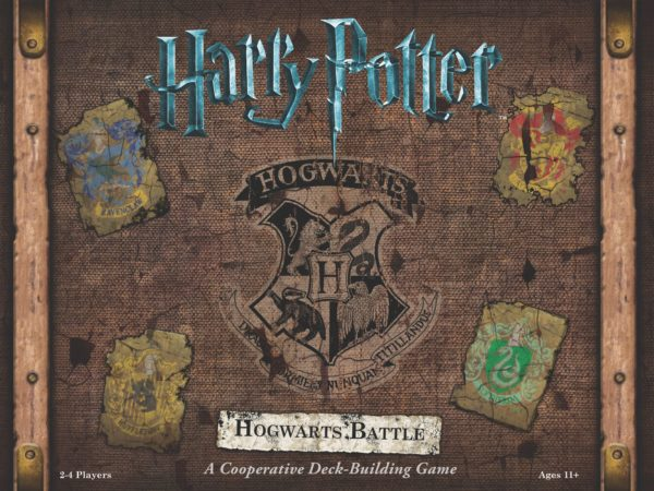 Buy Harry Potter: Hogwarts Battle only at Bored Game Company.