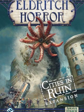 Buy Eldritch Horror: Cities in Ruin only at Bored Game Company.