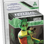 Buy Star Wars: Imperial Assault – Greedo Villain Pack only at Bored Game Company.