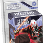 Buy Star Wars: Imperial Assault – The Grand Inquisitor Villain Pack only at Bored Game Company.