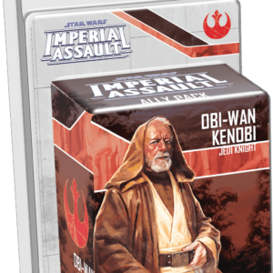 Buy Star Wars: Imperial Assault – Obi-Wan Kenobi Ally Pack only at Bored Game Company.