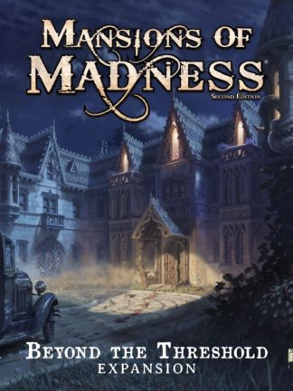 Buy Mansions of Madness: Second Edition – Beyond the Threshold: Expansion only at Bored Game Company.