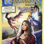 Buy Carcassonne: Expansion 3 – The Princess & The Dragon only at Bored Game Company.