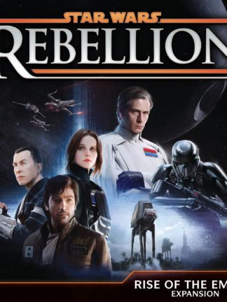 Buy Star Wars: Rebellion – Rise of the Empire only at Bored Game Company.
