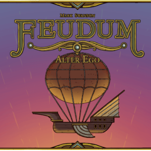 Buy Feudum: Alter Ego only at Bored Game Company.