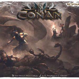 Buy Conan: Stygia only at Bored Game Company.