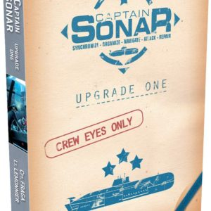 Buy Captain Sonar: Upgrade One only at Bored Game Company.
