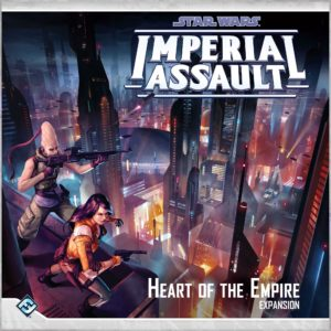 Buy Star Wars: Imperial Assault – Heart of the Empire only at Bored Game Company.