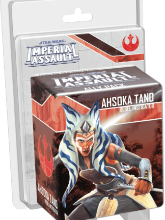 Buy Star Wars: Imperial Assault – Ahsoka Tano Ally Pack only at Bored Game Company.