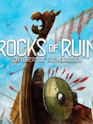 Buy Explorers of the North Sea: Rocks of Ruin only at Bored Game Company.