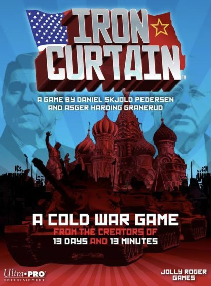 Buy Iron Curtain only at Bored Game Company.