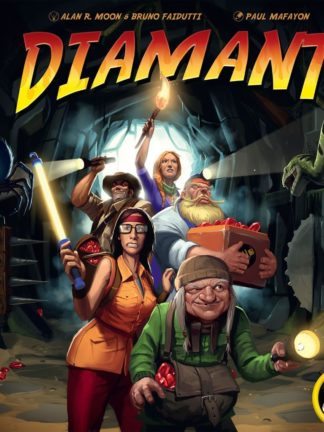 Buy Diamant only at Bored Game Company.