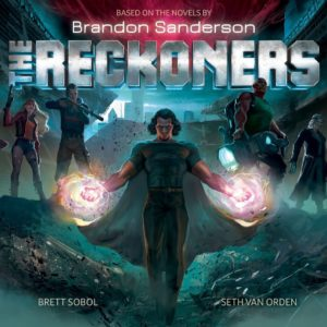Buy The Reckoners only at Bored Game Company.
