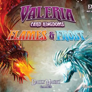 Buy Valeria: Card Kingdoms – Flames & Frost only at Bored Game Company.