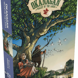 Buy Okanagan: Valley of the Lakes only at Bored Game Company.