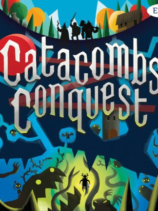 Buy Catacombs Conquest only at Bored Game Company.