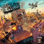 Buy Wasteland Express Delivery Service only at Bored Game Company.