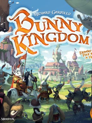 Buy Bunny Kingdom only at Bored Game Company.