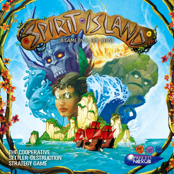 Buy Spirit Island only at Bored Game Company.