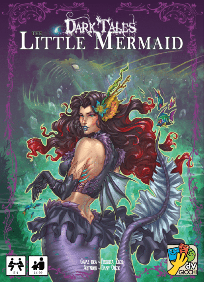 Buy Dark Tales: The Little Mermaid only at Bored Game Company.