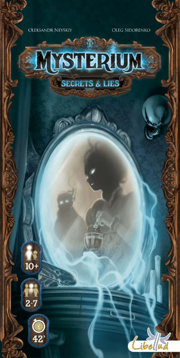 Buy Mysterium: Secrets & Lies only at Bored Game Company.