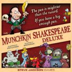 Buy Munchkin Shakespeare Deluxe only at Bored Game Company.