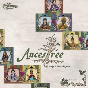 Buy Ancestree only at Bored Game Company.