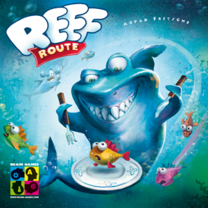 Buy Reef Route only at Bored Game Company.
