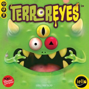 Buy TerrorEyes only at Bored Game Company.