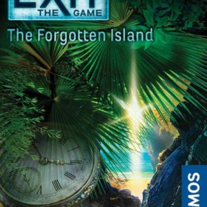 Buy Exit: The Game – The Forgotten Island only at Bored Game Company.