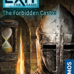 Buy Exit: The Game – The Forbidden Castle only at Bored Game Company.