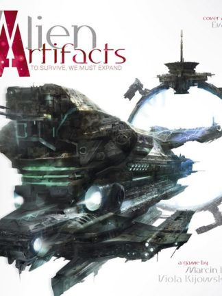 Buy Alien Artifacts only at Bored Game Company.