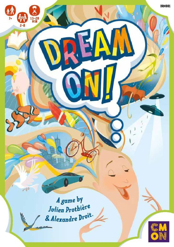Buy Dream On! only at Bored Game Company.
