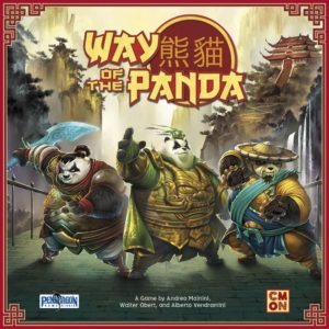 Buy Way of the Panda only at Bored Game Company.