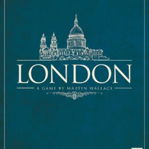 Buy London (Second Edition) only at Bored Game Company.