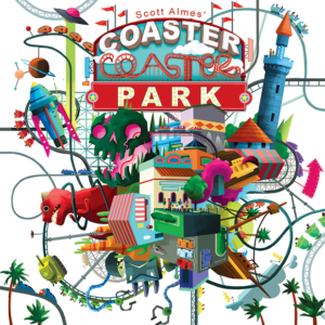 Buy Coaster Park only at Bored Game Company.