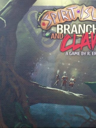 Buy Spirit Island: Branch & Claw only at Bored Game Company.