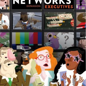 Buy The Networks: Executives only at Bored Game Company.