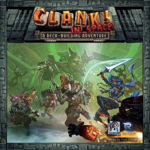 Buy Clank! In! Space!: A Deck-Building Adventure only at Bored Game Company.