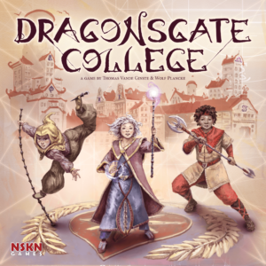 Buy Dragonsgate College only at Bored Game Company.
