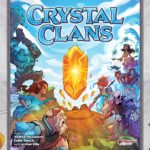 Buy Crystal Clans only at Bored Game Company.