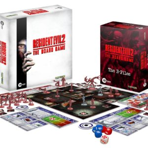 Buy Resident Evil 2: The Board Game only at Bored Game Company.