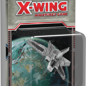 Buy Star Wars: X-Wing Miniatures Game – Alpha-Class Star Wing Expansion Pack only at Bored Game Company.