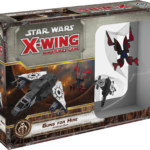 Buy Star Wars: X-Wing Miniatures Game – Guns for Hire Expansion Pack only at Bored Game Company.